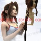 Final Fantasy Aeris cosplay wig