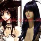 Hitman Reborn Chrome Dokuro ten year later cosplay wig