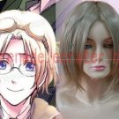 Hetalia Axis Powers Matthew Williams cosplay wig