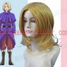 Hetalia Axis Powers Francis Bonnefeuille cosplay wig