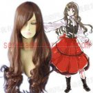 Hetalia Axis Powers Elizaveta Hedervary cosplay wig