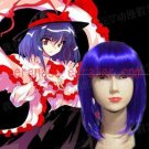 Touhou Project Nagae Iku cosplay wig