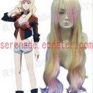 Macross Series Sheryl Nome yellow cosplay wig