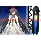 Pandora Hearts Alice black cosplay wig