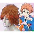 Oran High School Host Club Hikaru Hitachiin Cosplay wig