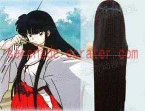 Inuyasha  Kikyo Cosplay wig