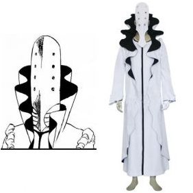 Bleach Aaroniero Arleri Cosplay Costume