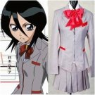 Bleach Rukia Kuchiki Women's Cosplay Costume