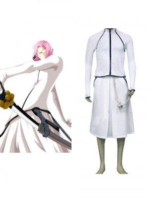 Bleach Szayel Aporro Grantz Men's cosplay costume