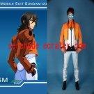 Gundam 00 Allelujah Haptism Men's Cosplay Costume