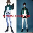 Gundam 00 Lockon Stratos Second Phase Men's Cosplay Costume