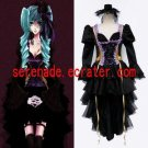 Vocaloid Hatsune Miku Goethe Style Cosplay Costume