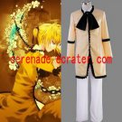 Vocaloid Kagamine Len Kyarakutā Bōkaru Sirīzu Cosplay Costume