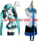 Vocaloid Crypton Cosplay Costume