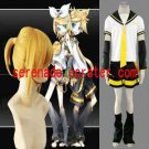 Vocaloid Kagamine Len Cosplay Costume And Wig