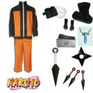 Naruto Uzumaki Naruto Cosplay Costume and accessories