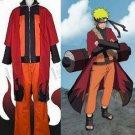 Naruto Uzumaki Naruto Cloak and Cosplay Costume