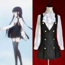 Inu x Boku Secret Service Shirakiin Ririchiyo Cosplay Costume