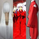 Inuyasha Cosplay Costume and wig
