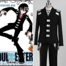Soul Eater Death The Kid Men's Cosplay Costume