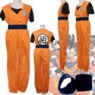 Dragon Ball Son Goku Kakarotto Satori Cosplay Costume