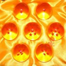 Dragon ball z crystal ball star set of 7 Cosplay Accessory