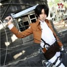 Attack on Titan Shingeki no Kyojin Eren Jaeger Mikasa Ackerman Cosplay Costume