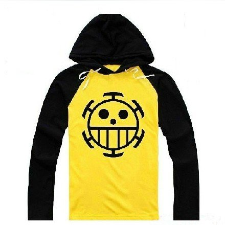 One Piece Trafalgar Law Sweater Cosplay Costume