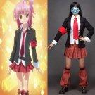 Shugo Chara Hinamori Amu Cosplay Costume