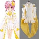 Shugo Chara Hinamori Amu Shape-change Cosplay Costume