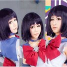 Sailor Moon Sailor Saturn Tomoe Hotaru Cosplay Wig