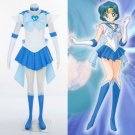 Sailor Moon Sailor Mercury Mizuno Ami Cosplay Costume