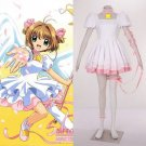 Cardcaptor Sakura Kinomoto Sakura 3rd Cosplay Costume