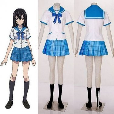Strike The Blood Himeragi Yukina Cosplay Costume