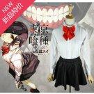 Tokyo Ghoul Kirishima Touka New Cosplay Costume