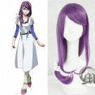 Tokyo Ghoul Kamishiro Rize Cosplay Wig