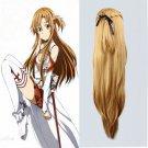 Sword Art Online Yuuki Asuna Cosplay Wig
