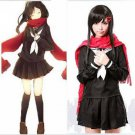 Kagerou Project MekakuCity Actors Tateyama Ayano Cosplay Costume And Wig