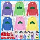 Osomatsu-san Osomatsu Juushimatsu Ichimatsu Karamatsu Todomatsu Choromatsu Cosplay Sweatshirts