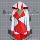 Assassin's Creed III Cosplay Connor Costume Red And White Coat