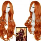 League of Legends LOL Leona Cosplay wig