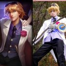 League of Legends LOL Ezreal the Prodigal Explorer Cosplay Costume And Wig