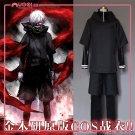 Tokyo Ghoul Kaneziki kaneki ken Black Cosplay Costume