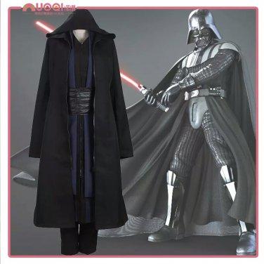 Star Wars Jedi Knight Black Cosplay Costume