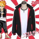 Naruto Uzumaki Boruto Coat Cosplay Costume
