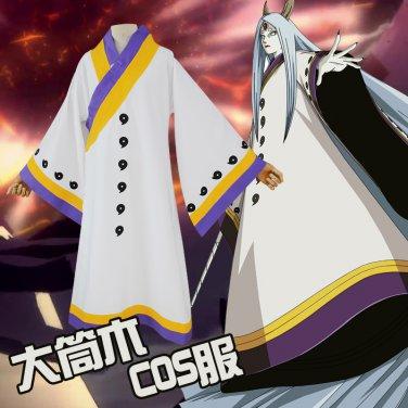 Naruto Otsutsuki Ootutuki Kaguya Cosplay Costume