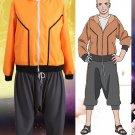 Naruto Uzumaki Naruto Ninth Cosplay Costume