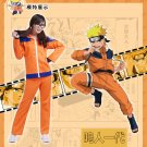 Naruto Uzumaki Naruto First Cosplay Costume