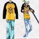 ONE PIECE Trafalgar Law New Cosplay Costume