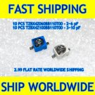 20 PCS CERAMIC TRIMMER CAPACITOR TZB4Z060BB110T00